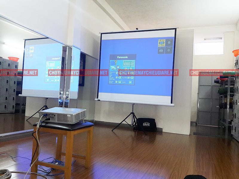Cho thuê máy chiếu dạy học tại TpHCM
